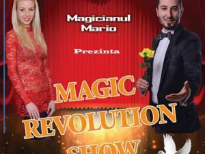 """Magic Revolution Show"", la Gura Humorului"