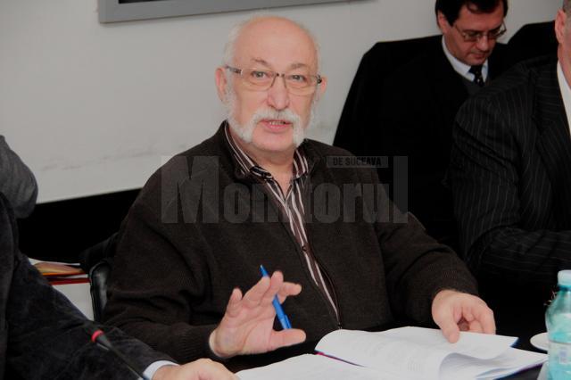 Medicul cardiolog Mihai Creţeanu va fi validat în şedinţa ordinară de astăzi