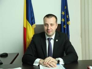Viceprimarul Lucian Harşovschi va prelua şi atribuţiile de primar când lipseşte Ion Lungu