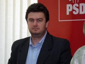 Cătălin Nechifor a demisionat din funcția de președinte al PSD Suceava