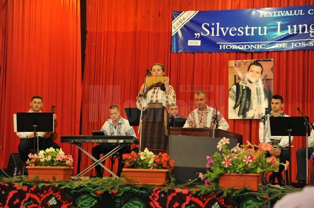 Laureaţi festival Silvestru Lungoci