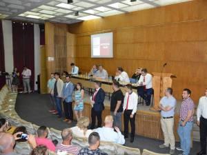 Conferinţa Judeţeană de Alegeri a TSD Suceava