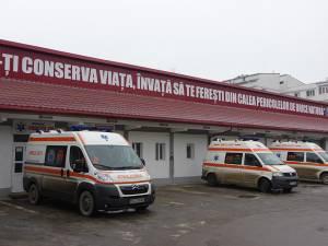 Presupusă fraudă de 100 ml la litrul de benzină la o ambulanță de la SAJ Suceava