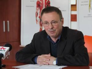 Managerul Serviciului de Ambulanță Județean (SAJ) Suceava, dr. Alexandru Lăzăreanu
