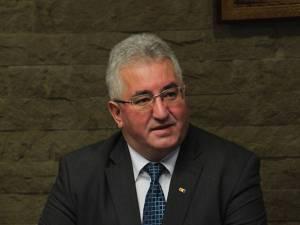 Primarul de Suceava, Ion Lungu, a participat, ieri, la Forumul Administraţiei Locale, la Palatul Parlamentului