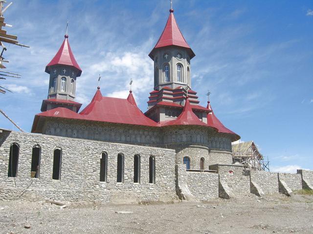 Mănăstirea Sf. Mina din Roşiori