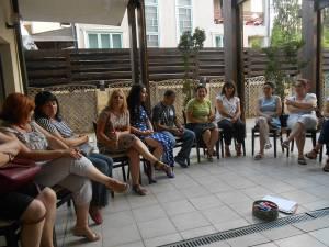Sesiune de formare specializată în educație non-formală pentru cadrele didactice