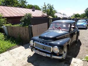 O maşină pe care astăzi o mai vedem în filmele vechi