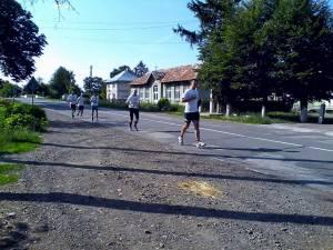 Ultramaraton pentru o campanie umanitară