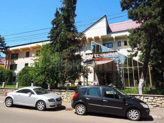 Hotelul şi restaurantul Gloria din Suceava