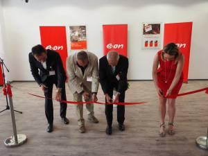 E.ON a inaugurat Centrul de relaţii clienţi Suceava, la Iulius Mall