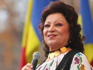 Spectacol folcloric cu Maria Ciobanu pe scena suceveană, în luna august