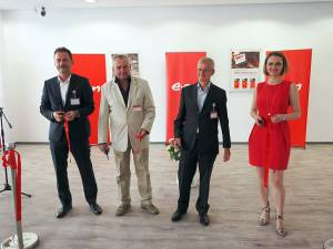 Inaugurarea Centrului de relaţii clienţi Suceava de la Iulius Mall