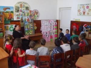 """""""De la joc la educaţia financiară"""", proiect pentru preşcolari, la Cajvana"""
