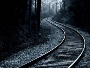 """""""A trecut trenul peste el"""""""