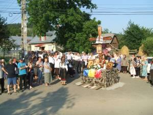 Cărturarul Orest Bucevschi, comemorat la Păltinoasa de peste 150 de persoane