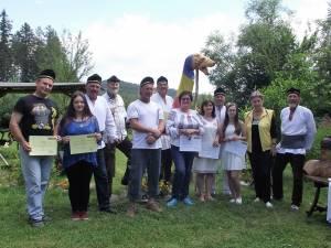 Tabăra Internațională a Meșterilor Populari din Poiana Dacilor