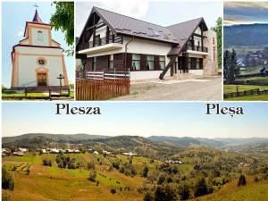 180 de ani de la înființarea localității Pleșa