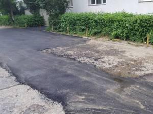 Lucrările de reparaţii stradale au stârnit nemulţumirea multor locuitori