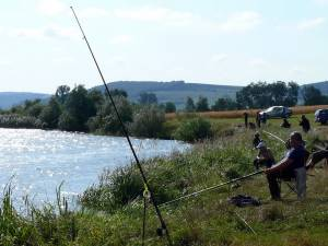 """Aproape 100 de pescari au participat la Cupa """"Nada Florilor"""""""