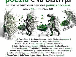 """Membri ai Clubului de Poezie Alecart Suceava, la Festivalul internaţional """"Poezia e la Bistriţa"""""""