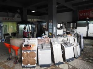 Magazinul Erica Ceramica, de pe strada Gheorghe Doja nr. 111