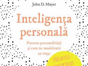 Inteligenţa personală, de John D. Mayer