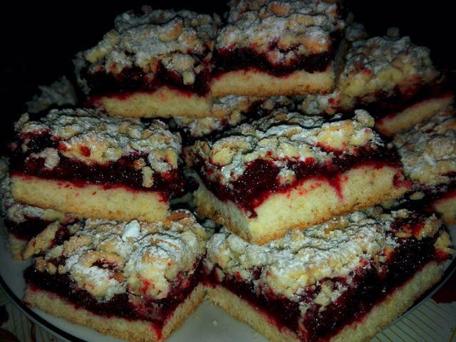 Prăjitura răzuită