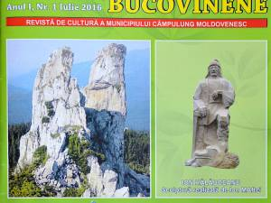 """Revista """"Însemnări Bucovinene"""""""