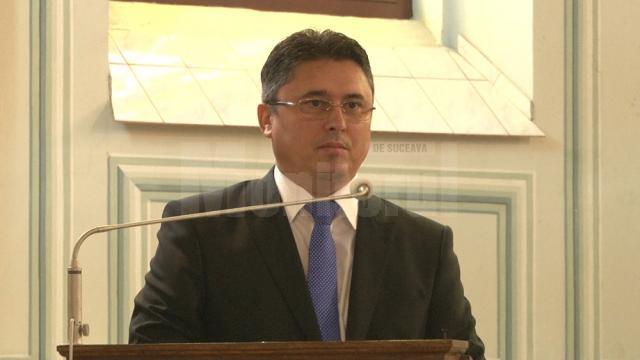 Preşedintele Uniunii Polonezilor din România, deputatul Ghervazen Longher