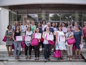 Cursuri pentru femei gravide şi proaspete mămici