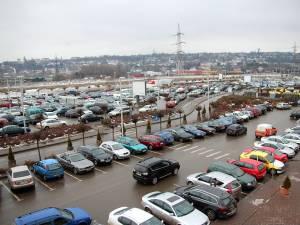 Regulamentul intern de funcţionare a parcării aferente complexului comercial a fost introdus din martie 2015