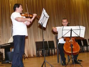 Horvath şi Suma în concert
