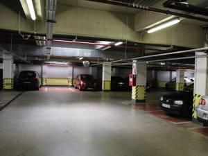 Spaţii de parcare libere, în parcarea II, chiar de contorul indica 0 disponibile