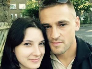 Constantin Aga şi Maricica Hasna
