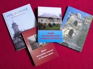 Expoziție și prezentare de carte, la Muzeul Școlii Armenești din Suceava