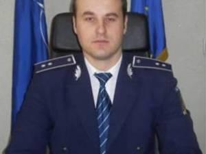 Subcomisarul Ionuţ Adrian Ungurean
