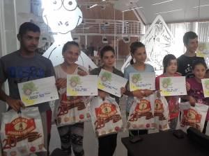 Cei nouă elevi finalişti s-au întors cu premii de la concurs