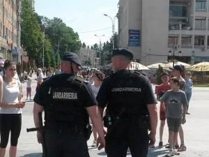 180 de jandarmi vor asigura măsurile de ordine la evenimentele din minivacanţă