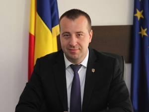 """Lucian Harşovschi: """"Punem la dispoziţia sucevenilor transport în comun până la platoul Cetăţii de Scaun"""""""