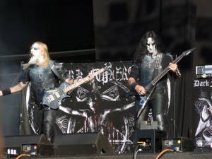 Dark Funeral, promotori ai stilului black metal din Suedia. Foto: wikimedia.org