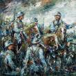 Un sucevean, fost combatant în Legiunea Străină, este pictor oficial al Armatei Franceze