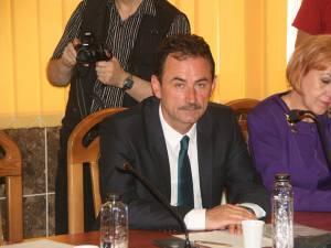 Marian Andronache, viceprimar al Sucevei