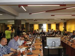 Sedința Consiliului Local Suceava