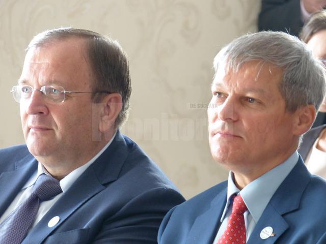 Dacian Cioloș a confirmat că şoseaua de centură a Sucevei va fi gata anul viitor