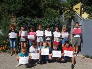 Timp de cinci zile școlari și preșcolari au desfășurat activități diverse și interesante