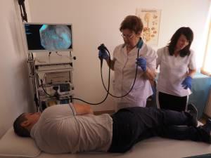 Set performant de endoscopie digestivă, gastrică şi colonoscopie