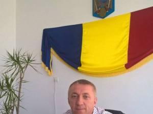 Eduard Dziminschi, primarul comunei Moara