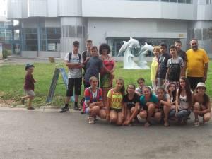Elevii premianți ai Școlii Gimnaziale Panaci au avut parte de un program variat
