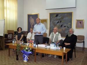 Festivitate de premiere, aniversare și predarea funcţiei onorante de președinte la Fundaţia Culturală a Bucovinei